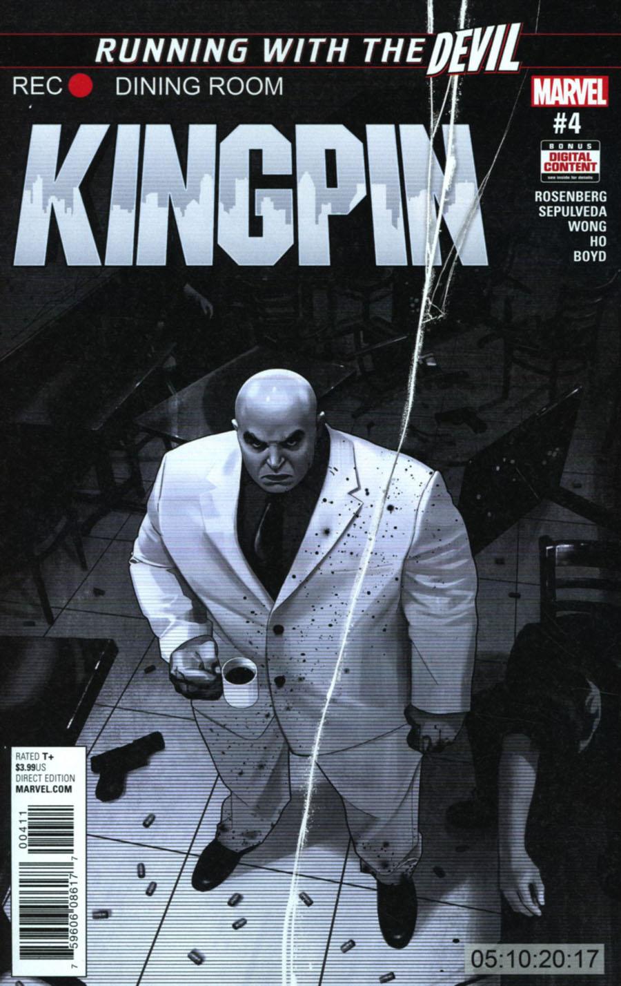 Kingpin Vol 2 #4