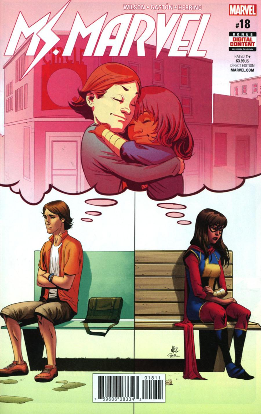 Ms Marvel Vol 4 #18