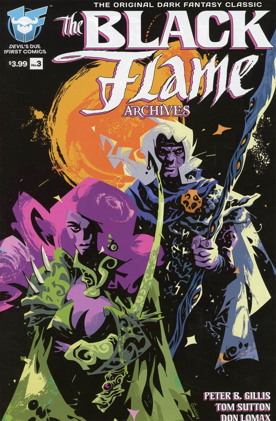 Black Flame #3