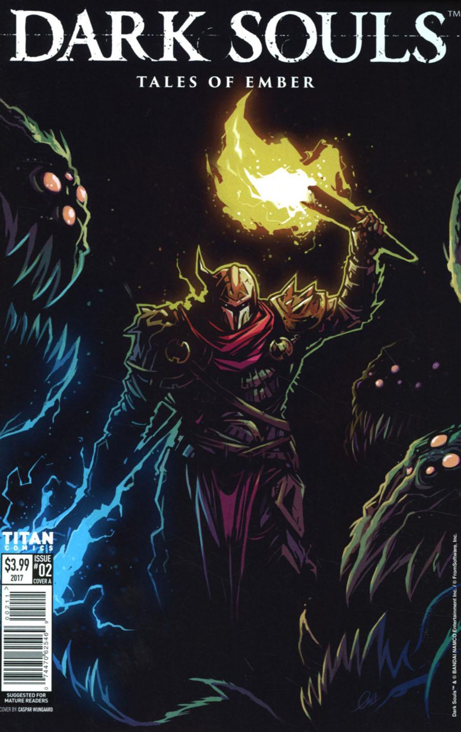 Dark Souls Tales Of Ember #2 Cover A Regular Casper Wingjaard Cover
