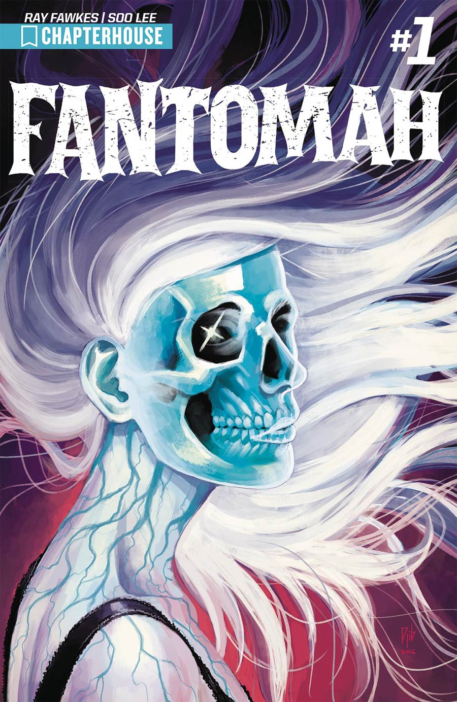 Fantomah #1 Cover A Regular Djibril Morrisette Cover