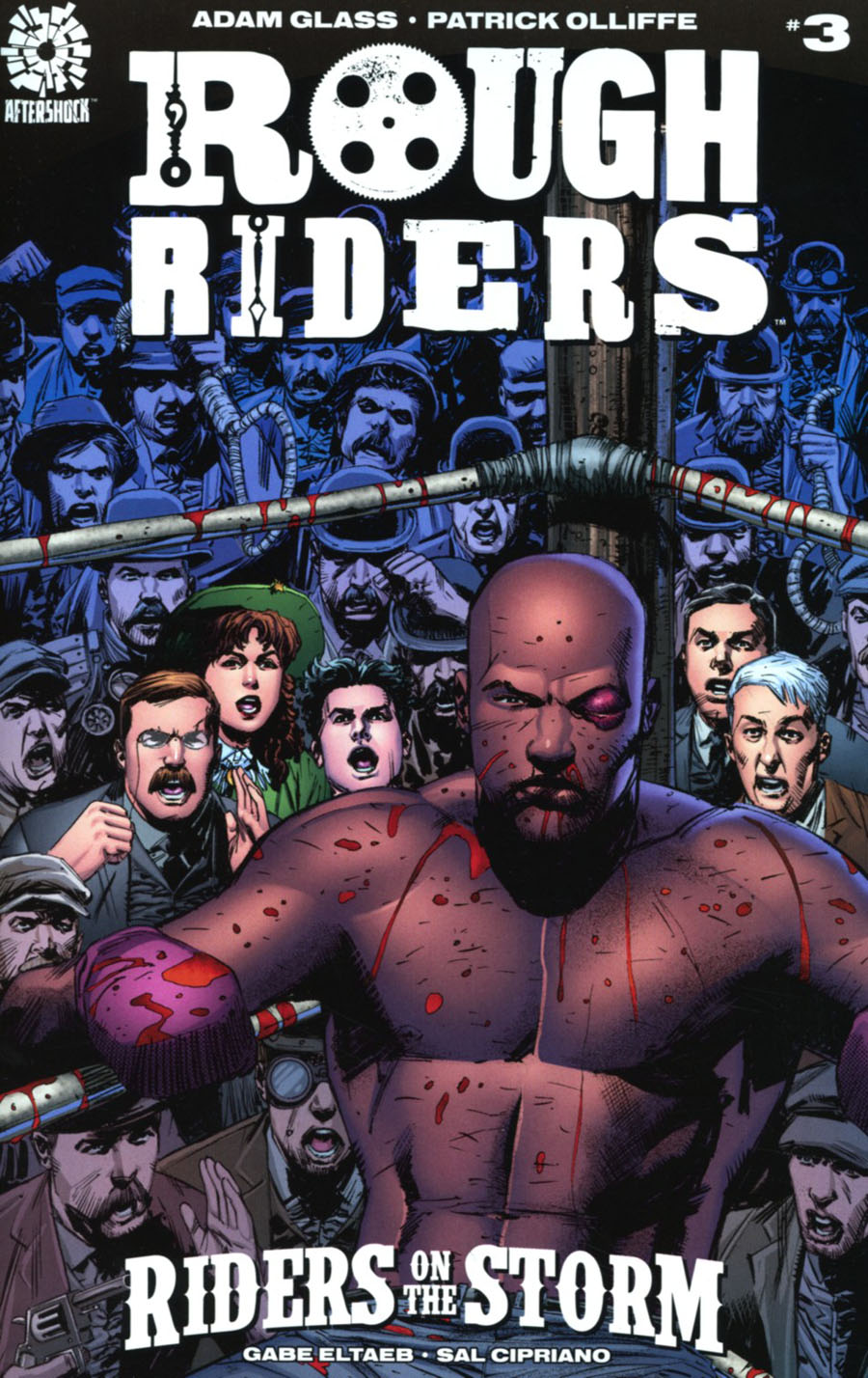 Rough Riders Riders On The Storm #3