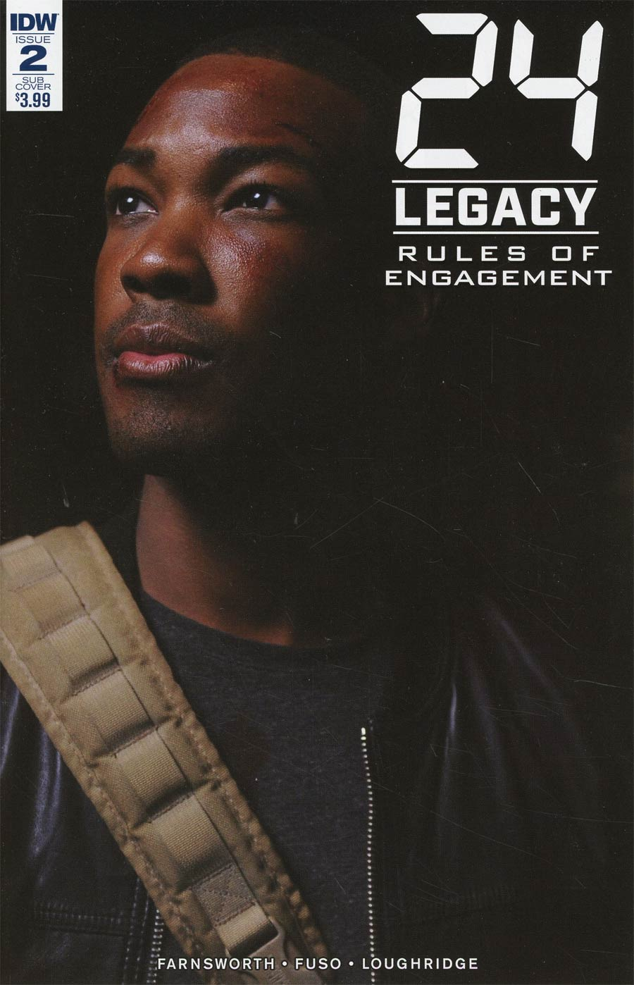 24 Legacy Rules Of Engagement #2 Cover B Variant Photo Subscription Cover
