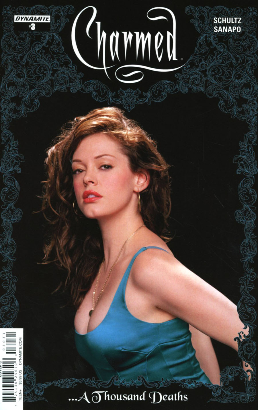 Charmed Vol 2 #3 Cover C Variant Paige Photo Cover