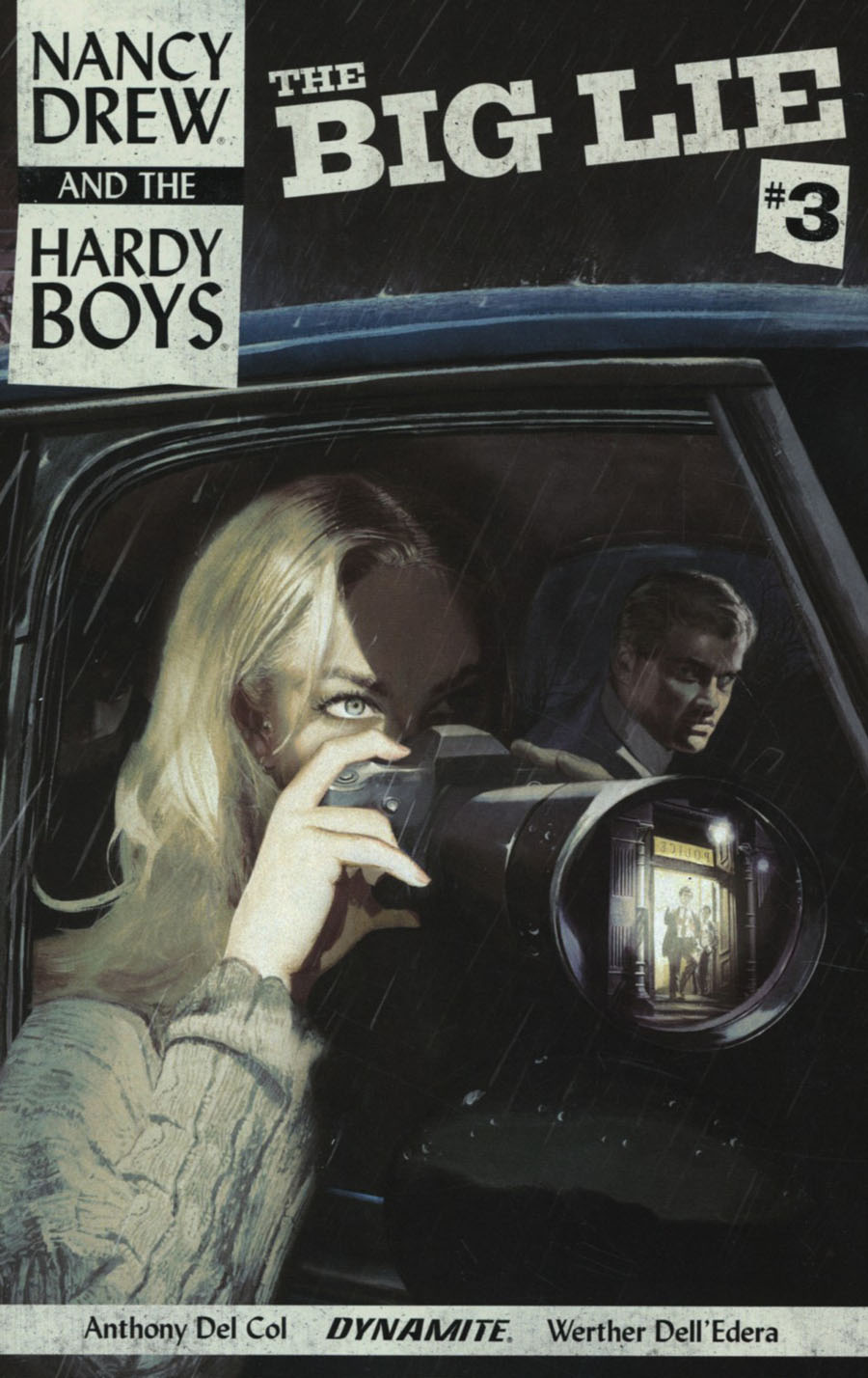Nancy Drew And The Hardy Boys The Big Lie #3 Cover A Regular Fay Dalton Cover