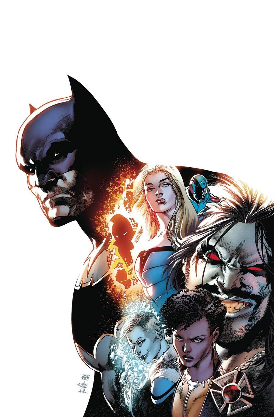 Justice League Of America Road To Rebirth TP (Rebirth)