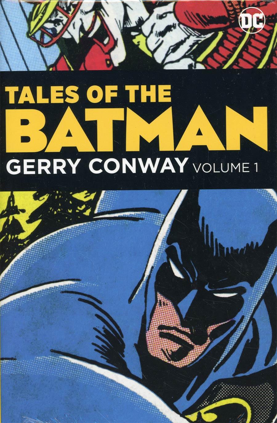 Tales Of The Batman Gerry Conway Vol 1 HC