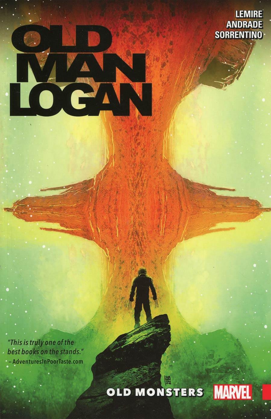 Wolverine Old Man Logan Vol 4 Old Monsters TP