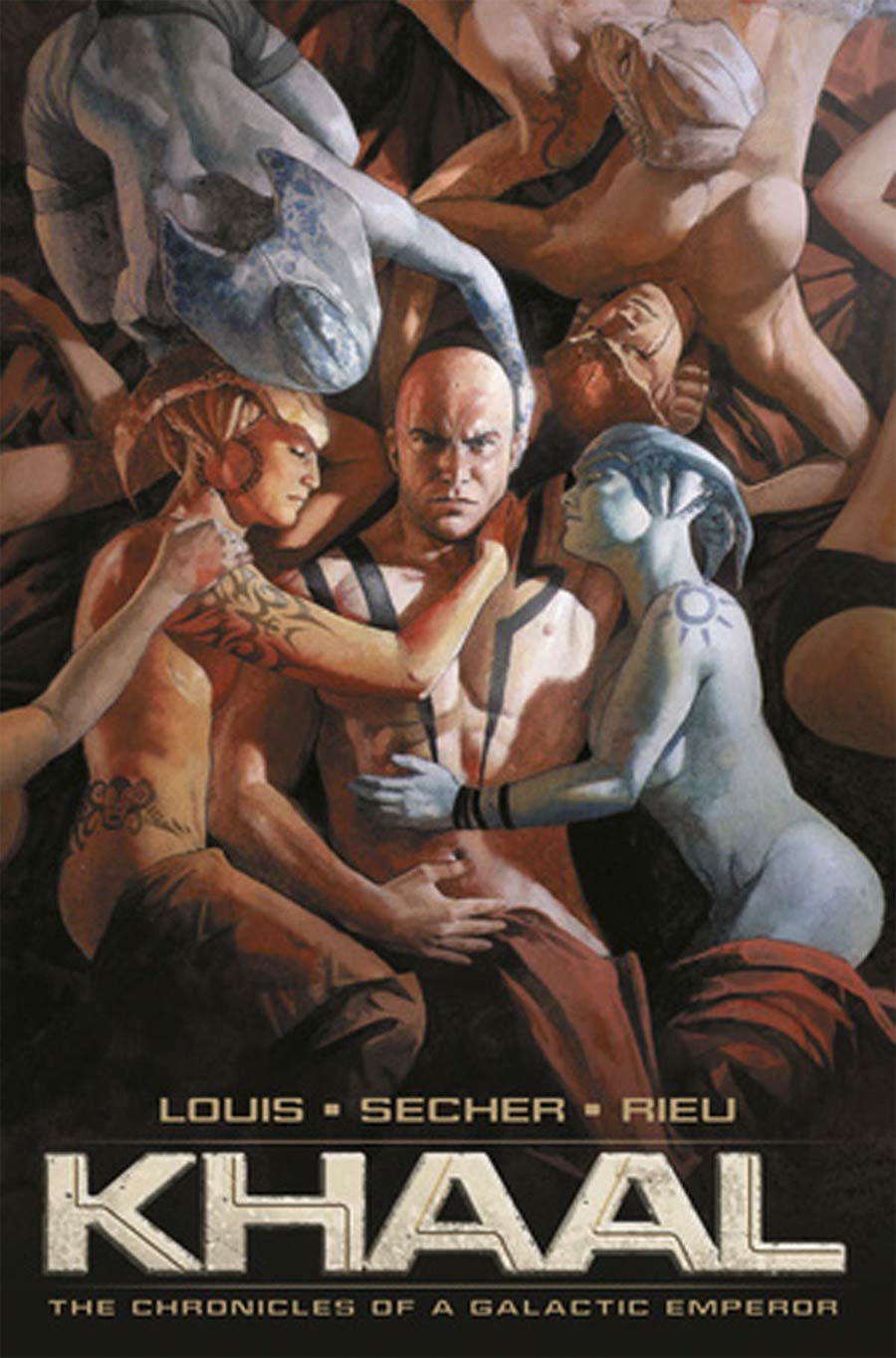 Khaal Chronicles Of A Galactic Emperor TP