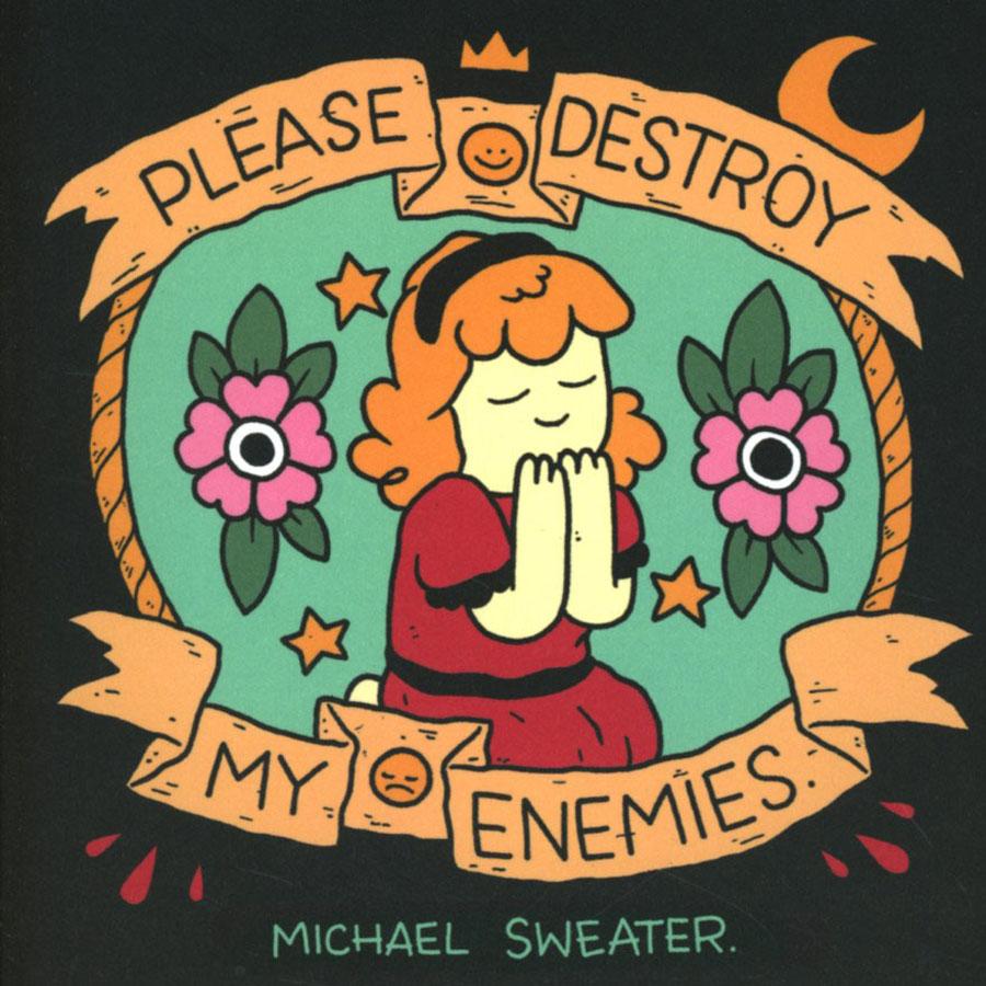 Please Destroy My Enemies GN