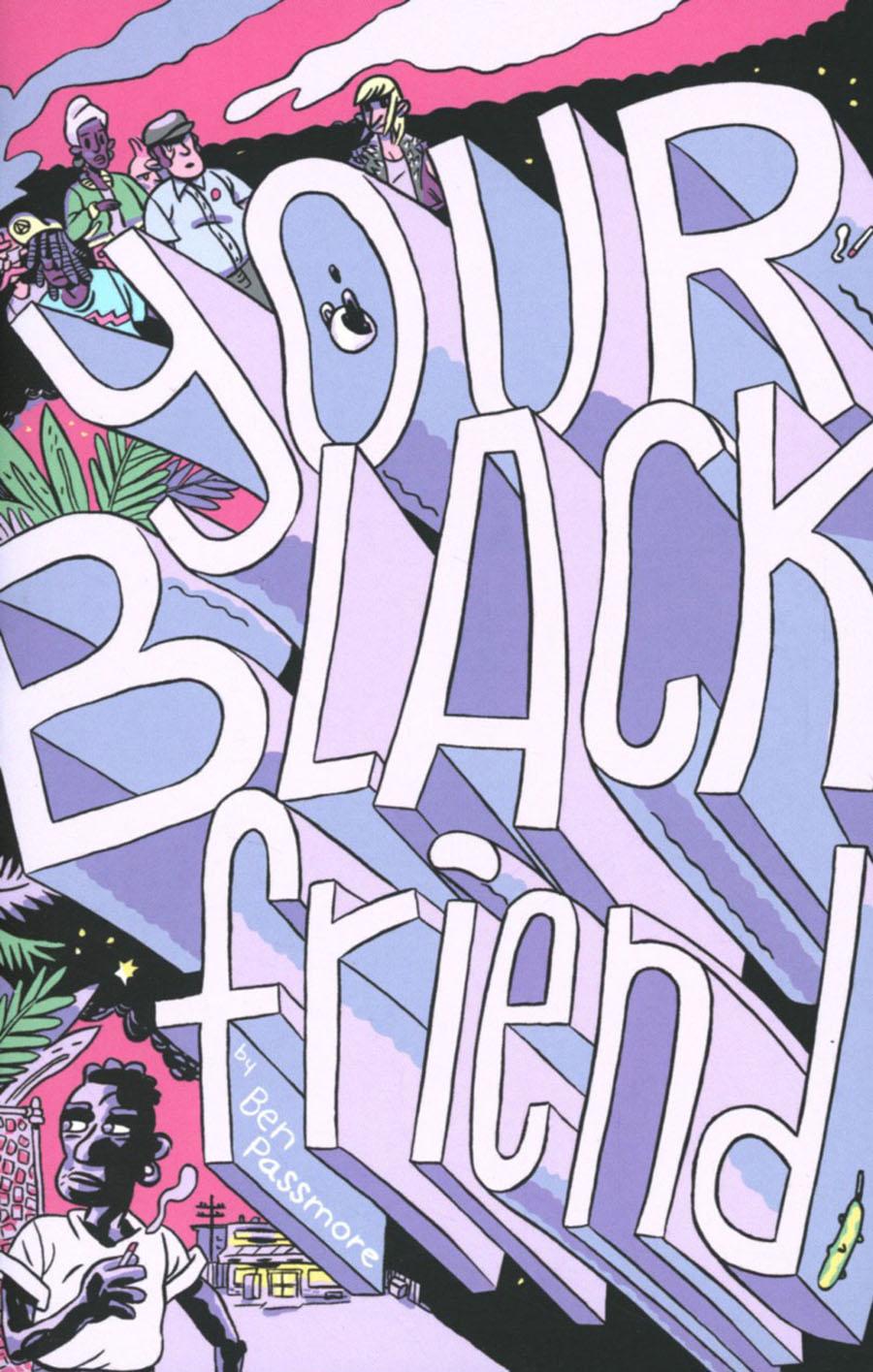 Your Black Friend GN
