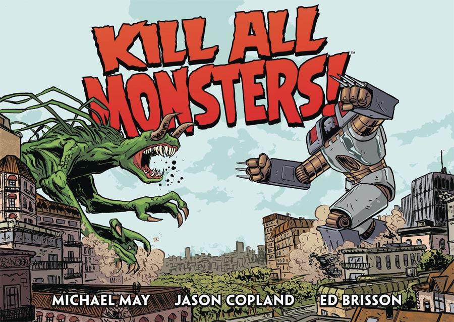 Kill All Monsters Omnibus Vol 1 HC