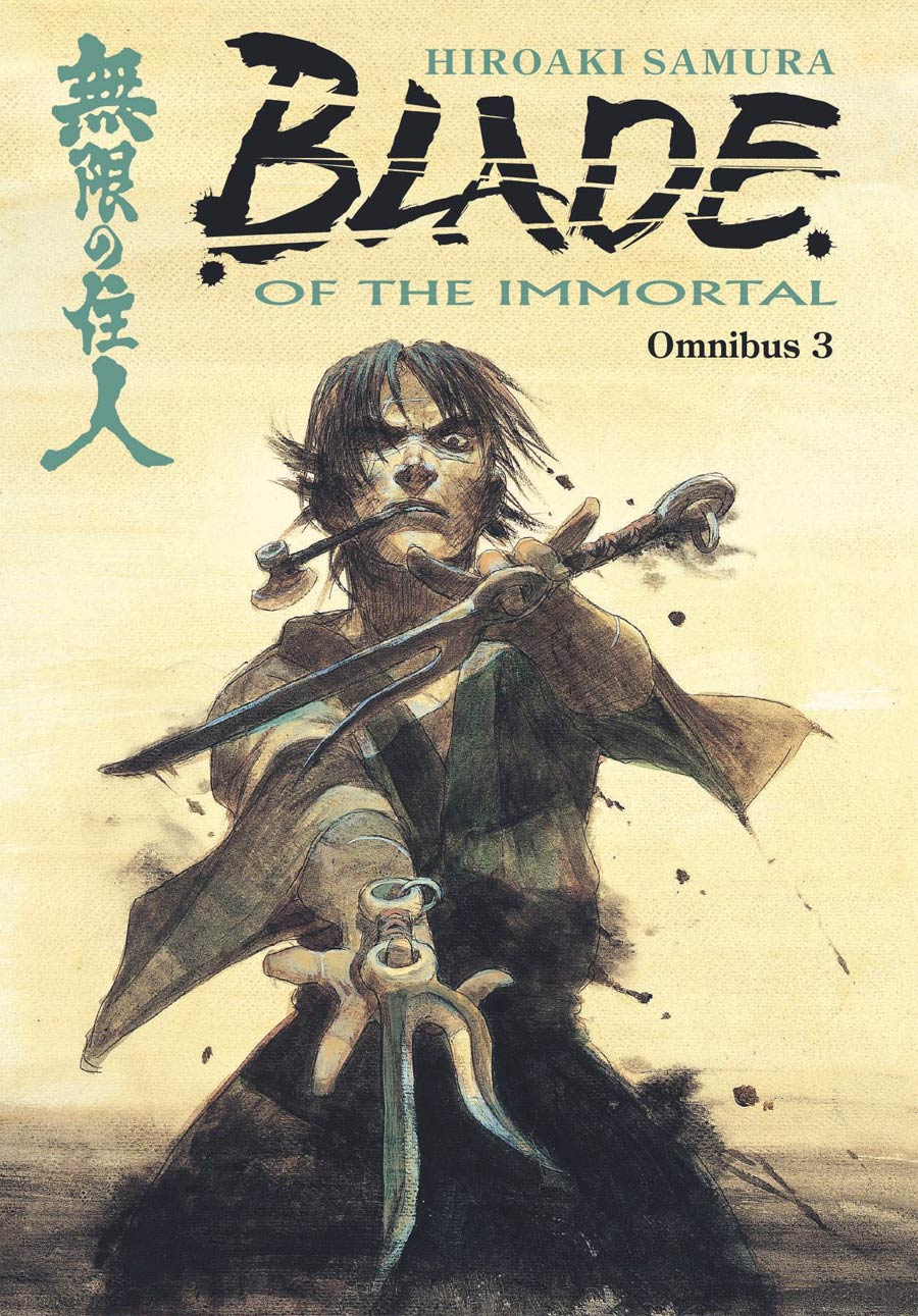 Blade Of The Immortal Omnibus Vol 3 TP