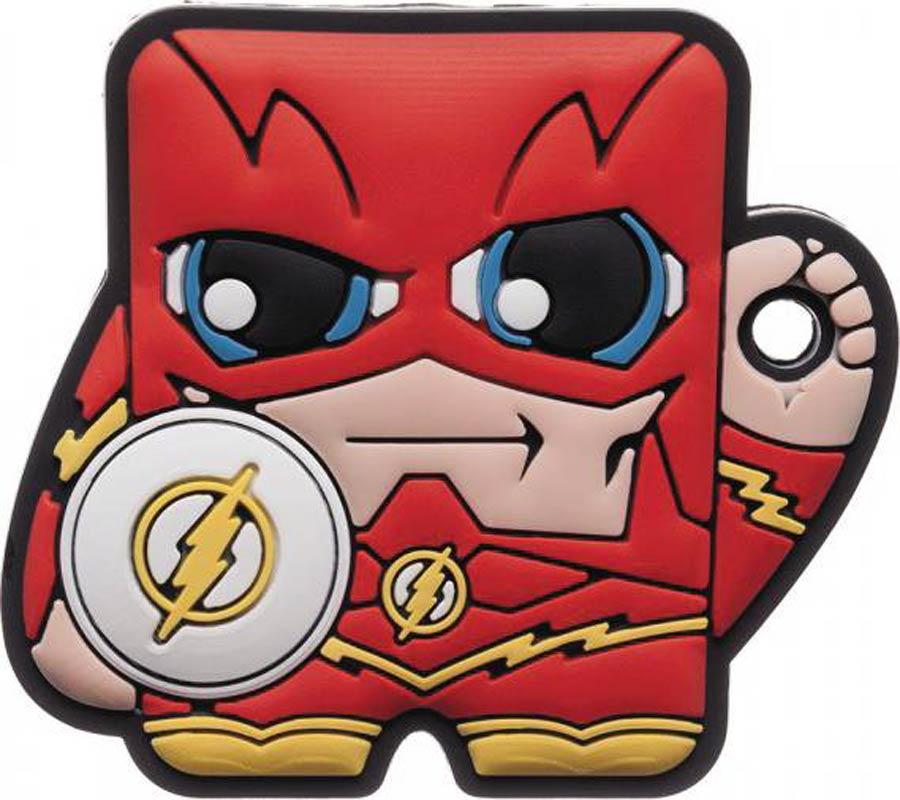 DC Comics Foundmi Bluetooth Tracker 3-Pack - Flash
