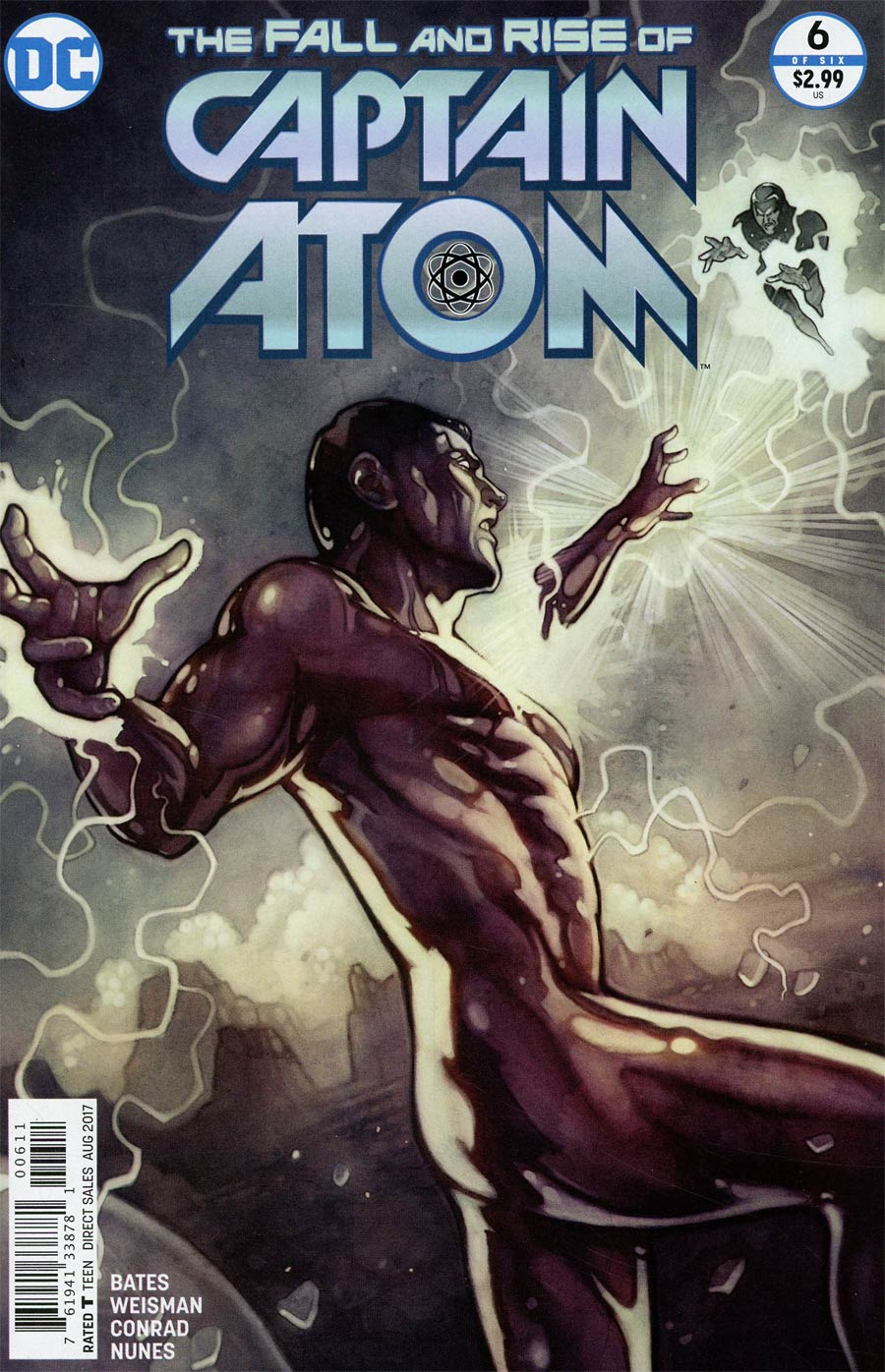 Fall And Rise Of Captain Atom #6