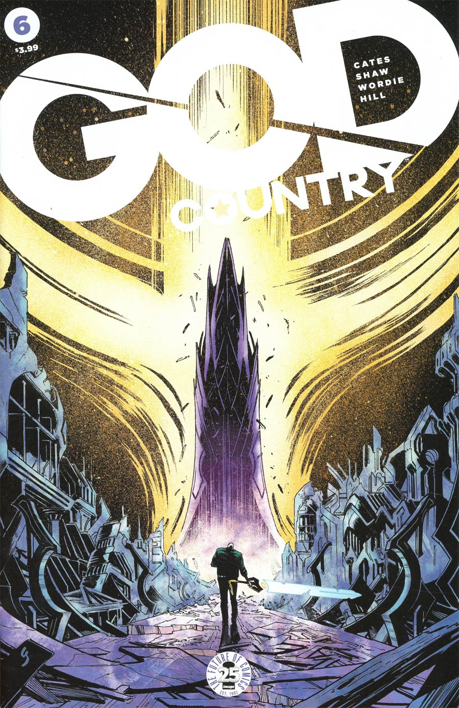 God Country #6 Cover A Geoff Shaw