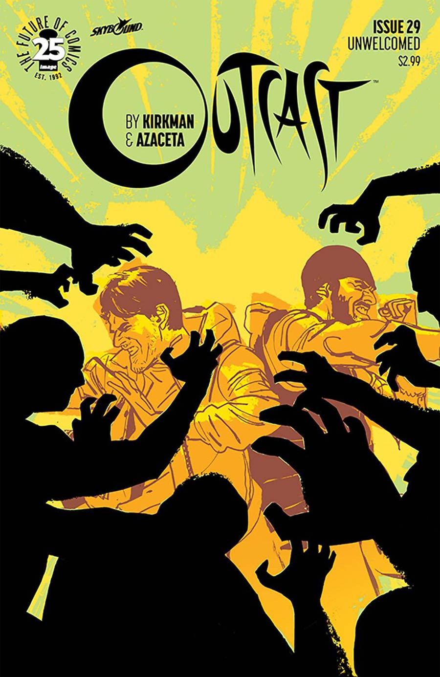 Outcast By Kirkman & Azaceta #29