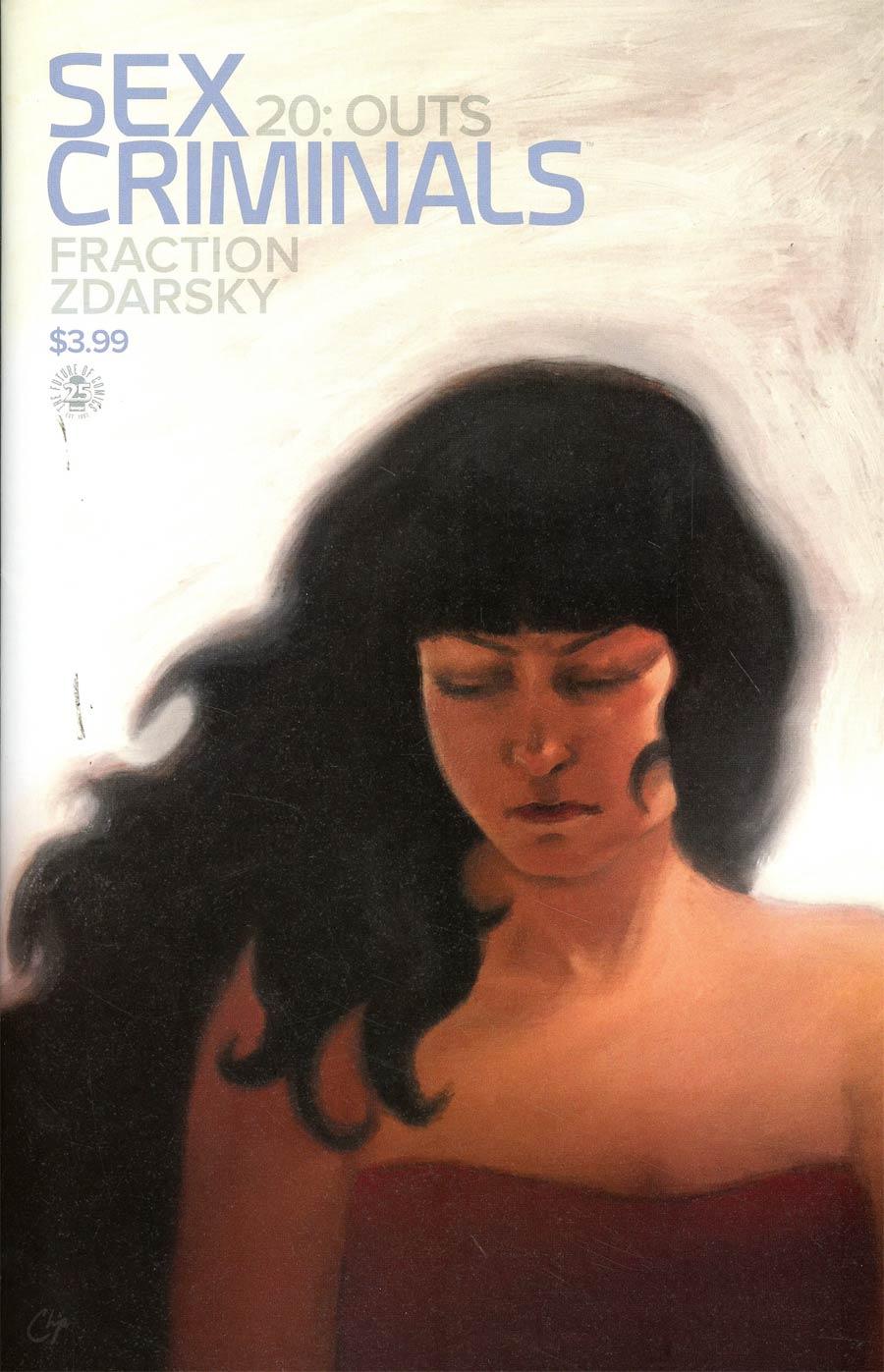 Sex Criminals #20 Cover A Regular Chip Zdarsky Cover