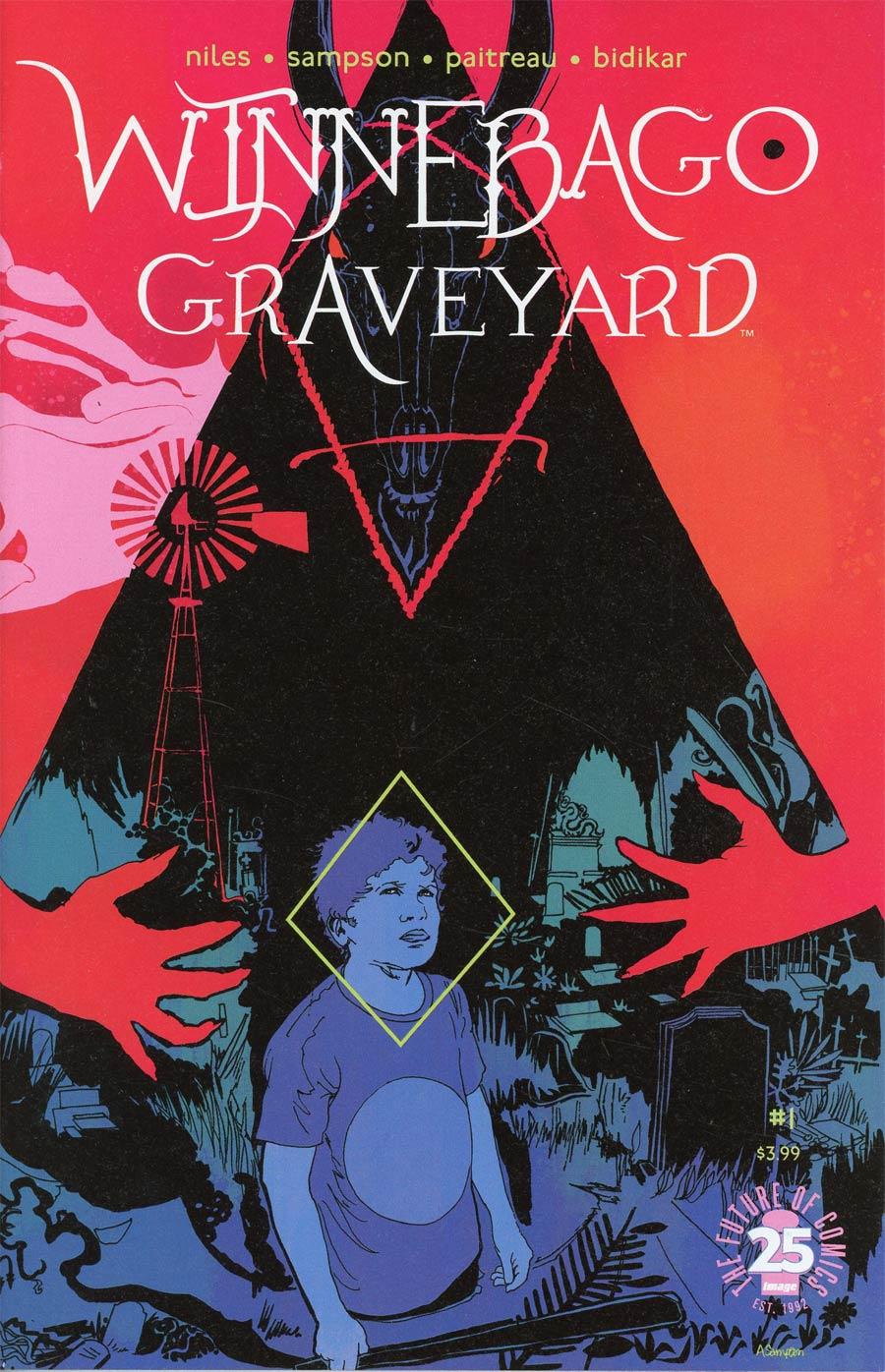 Winnebago Graveyard #1 1st Ptg Cover A Alison Sampson