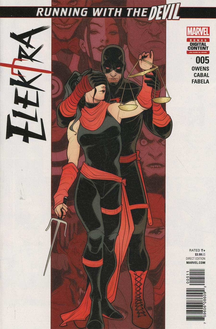 Elektra Vol 4 #5