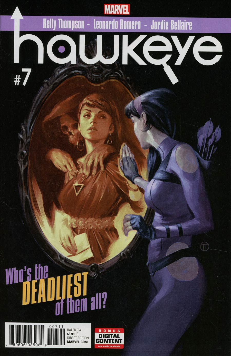 Hawkeye Vol 5 #7