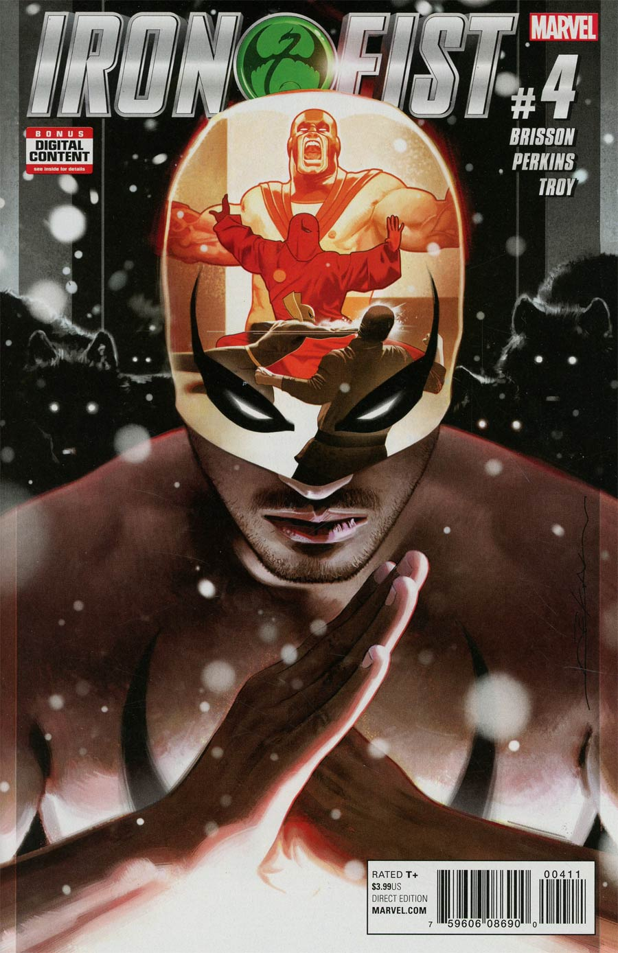 Iron Fist Vol 5 #4 Cover A Regular Jeff Dekal Cover