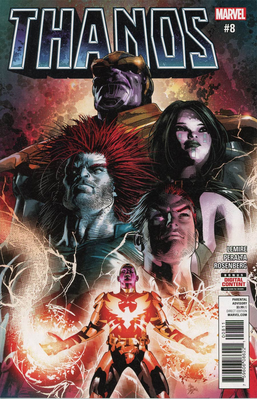 Thanos Vol 2 #8