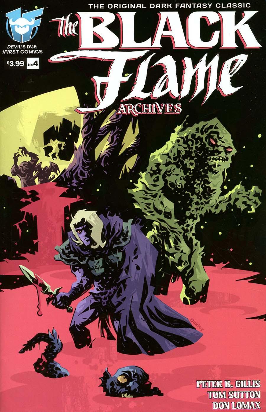 Black Flame #4