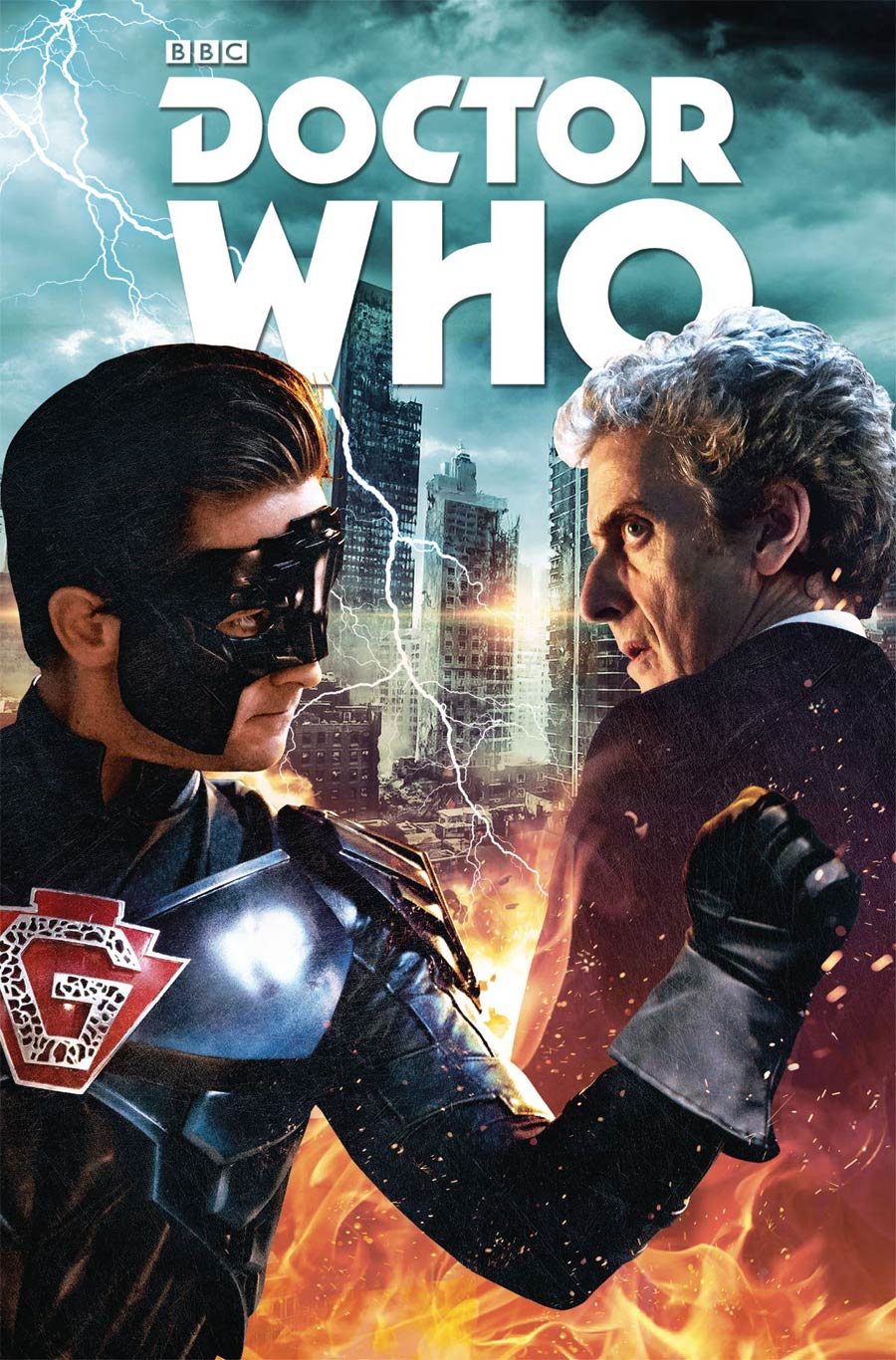 Doctor Who Ghost Stories #3 Cover B Variant Photo Cover