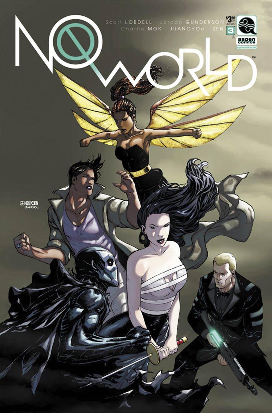 No World #3 Cover A Regular Jordan Gunderson Cover