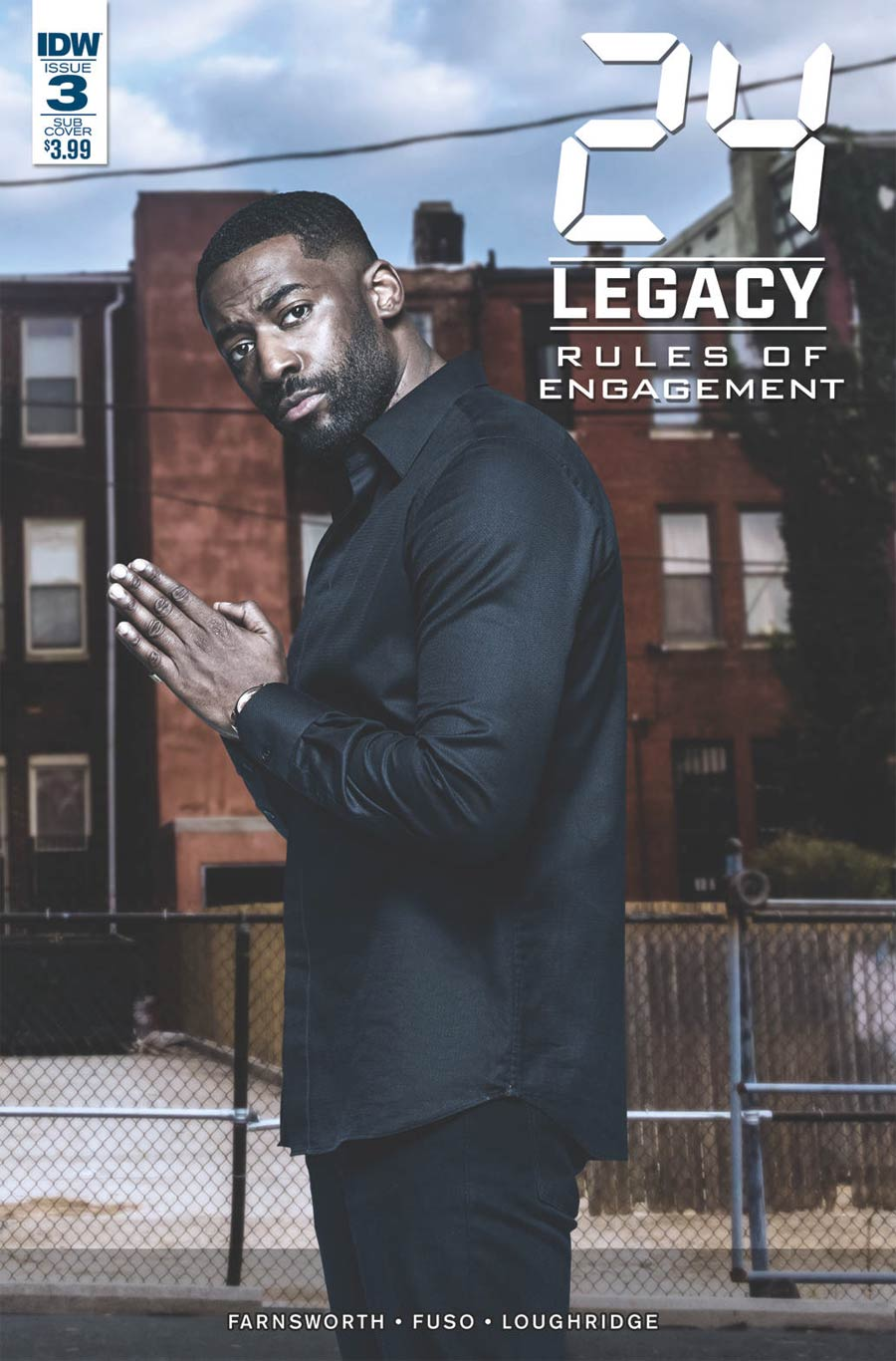 24 Legacy Rules Of Engagement #3 Cover B Variant Photo Subscription Cover