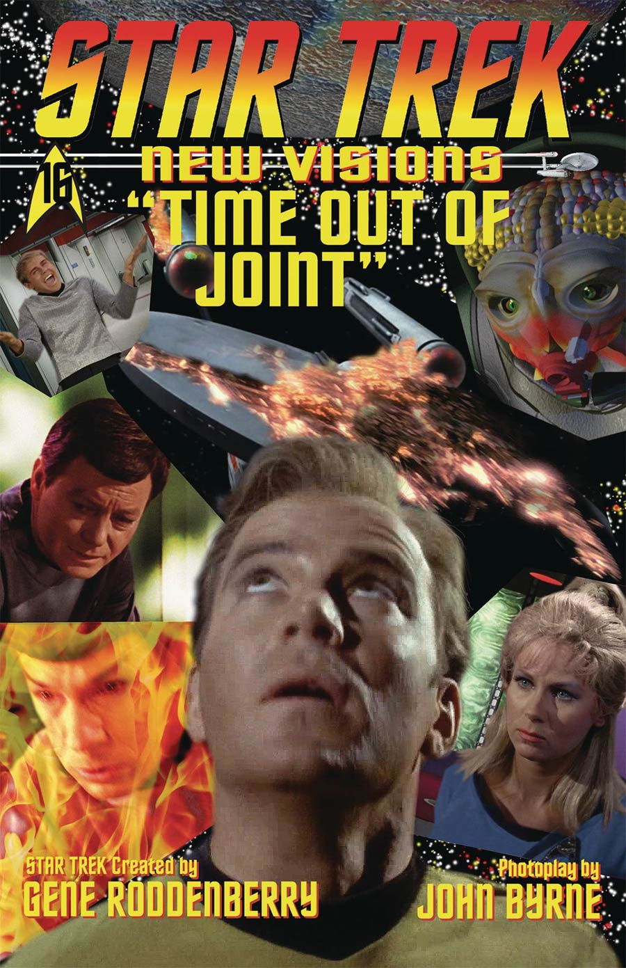 Star Trek New Visions #14 Time Out Of Joint