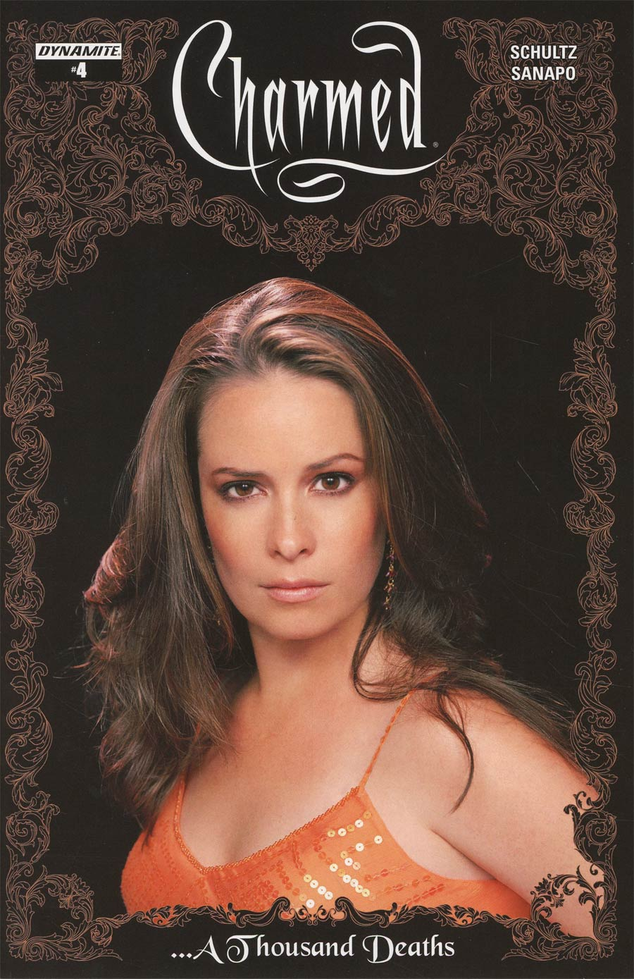 Charmed Vol 2 #4 Cover C Variant Piper Photo Cover