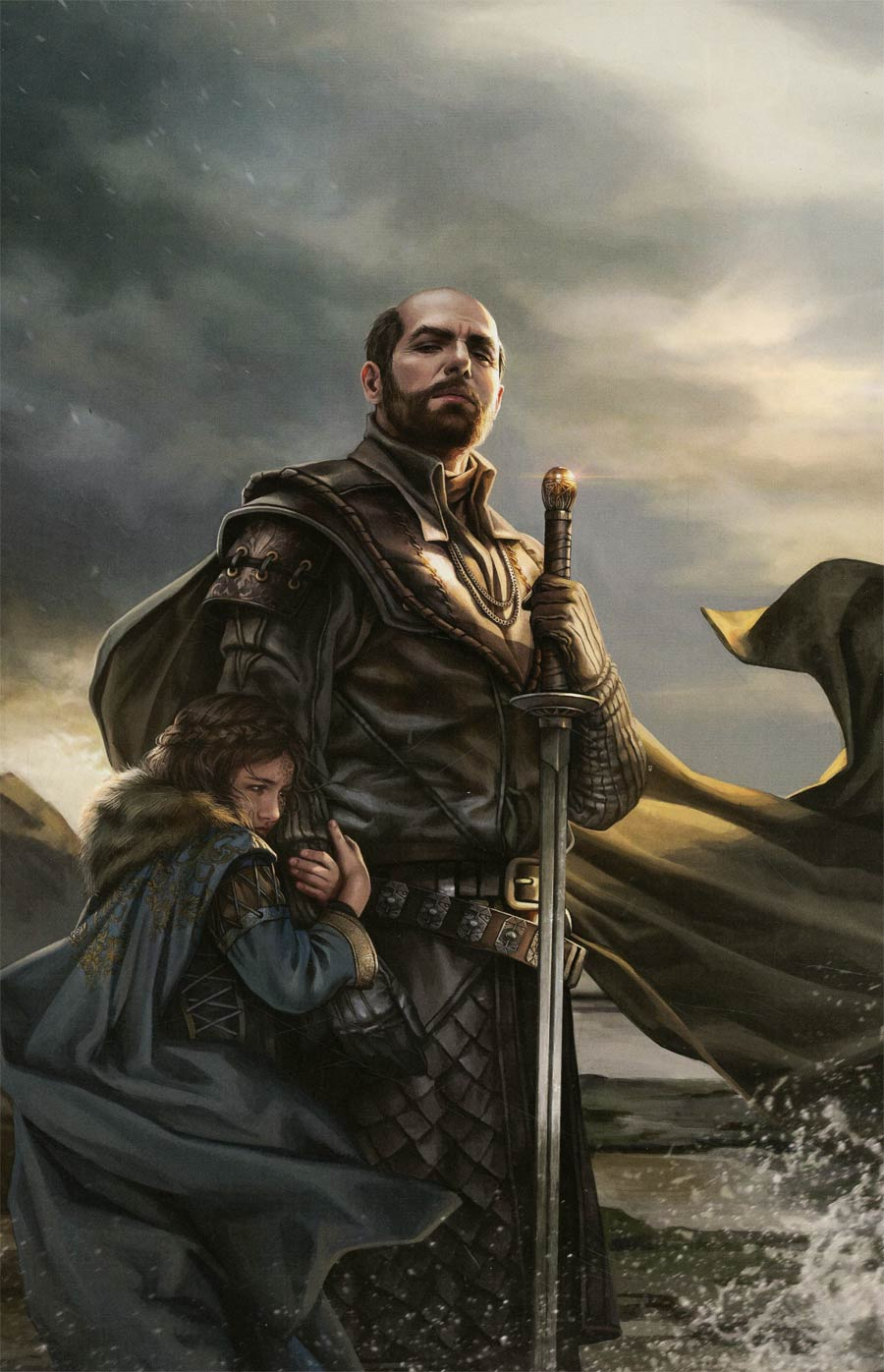 Game Of Thrones Clash Of Kings #1 Cover B Variant Magali Villeneuve Cover