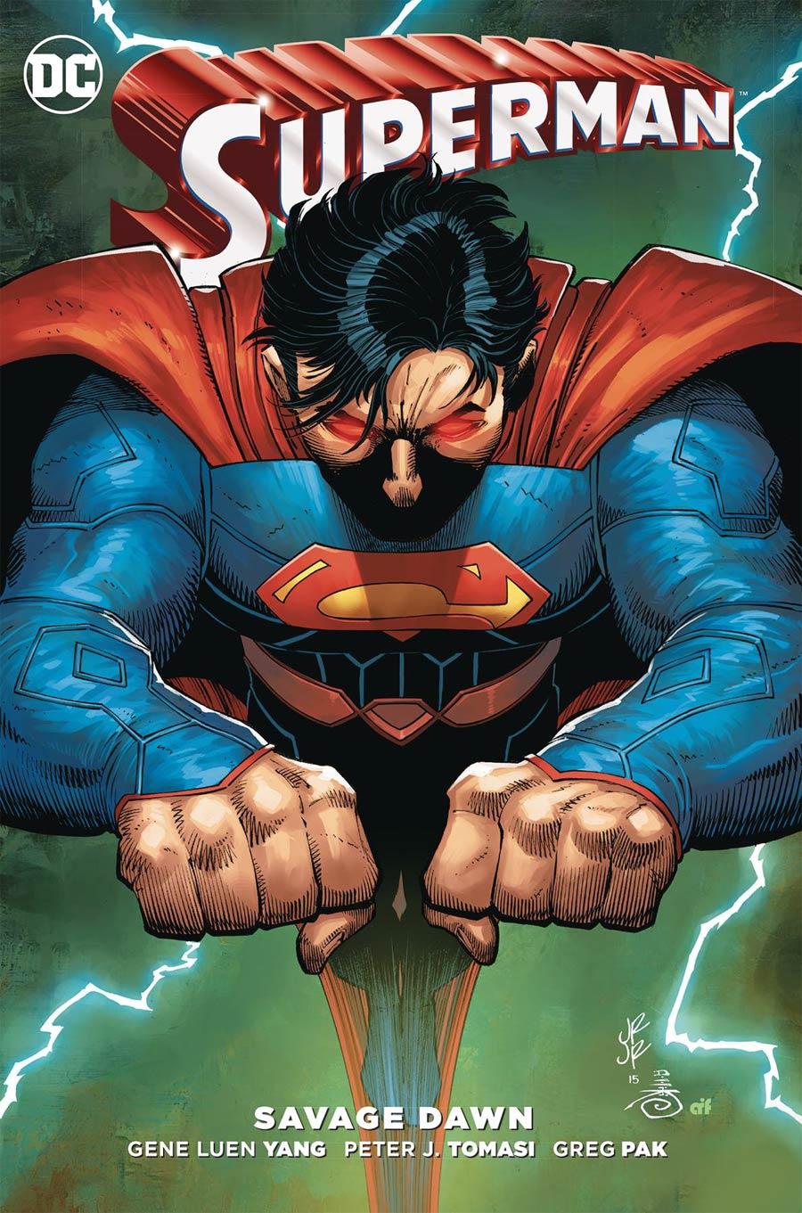 Superman Savage Dawn TP (New 52)