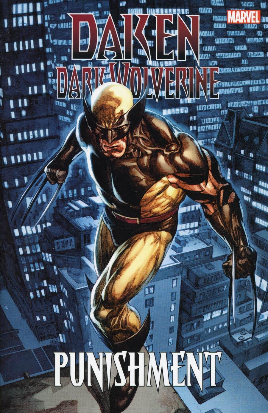 Daken Dark Wolverine Punishment TP