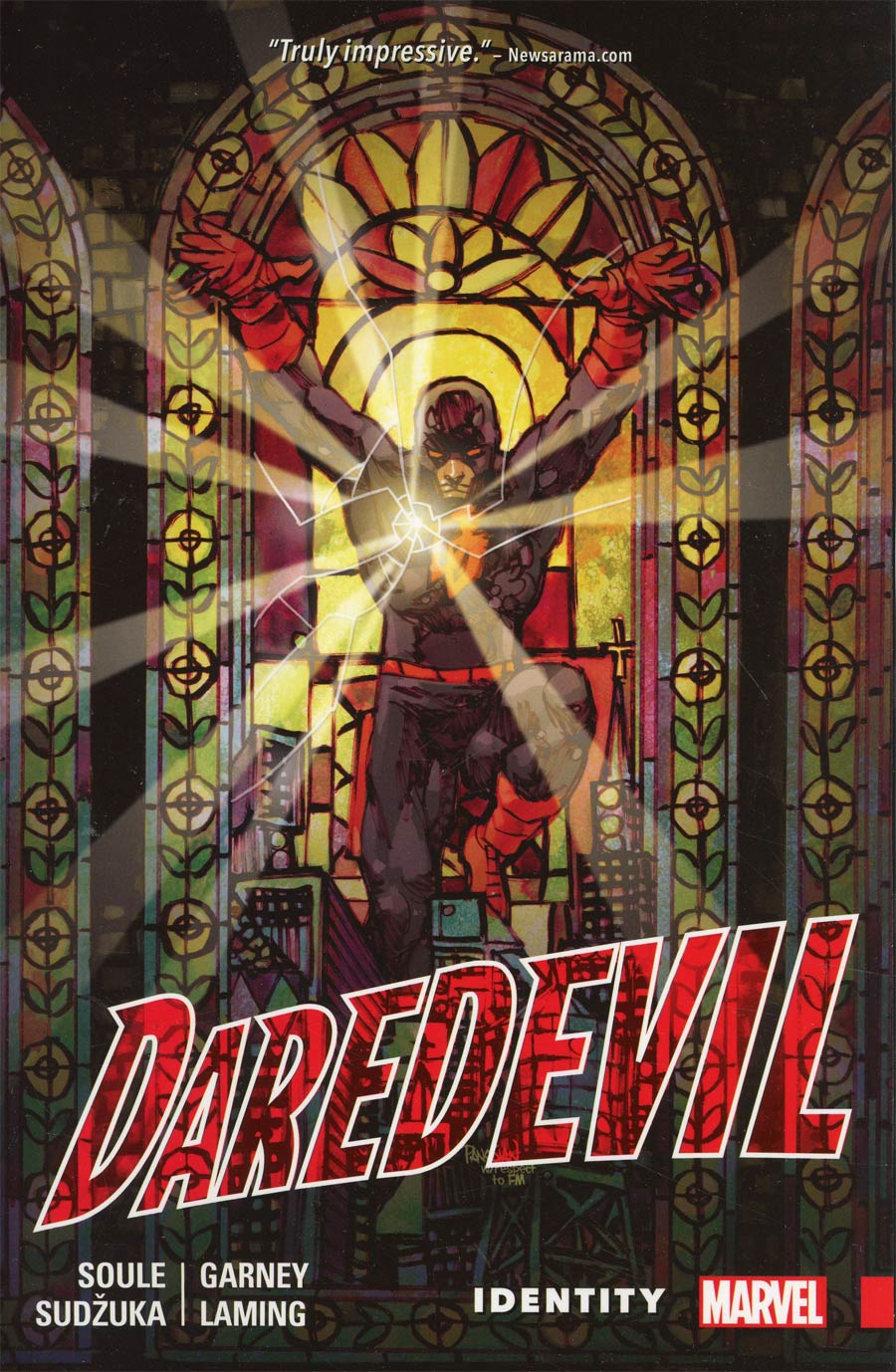Daredevil Back In Black Vol 4 Identity TP