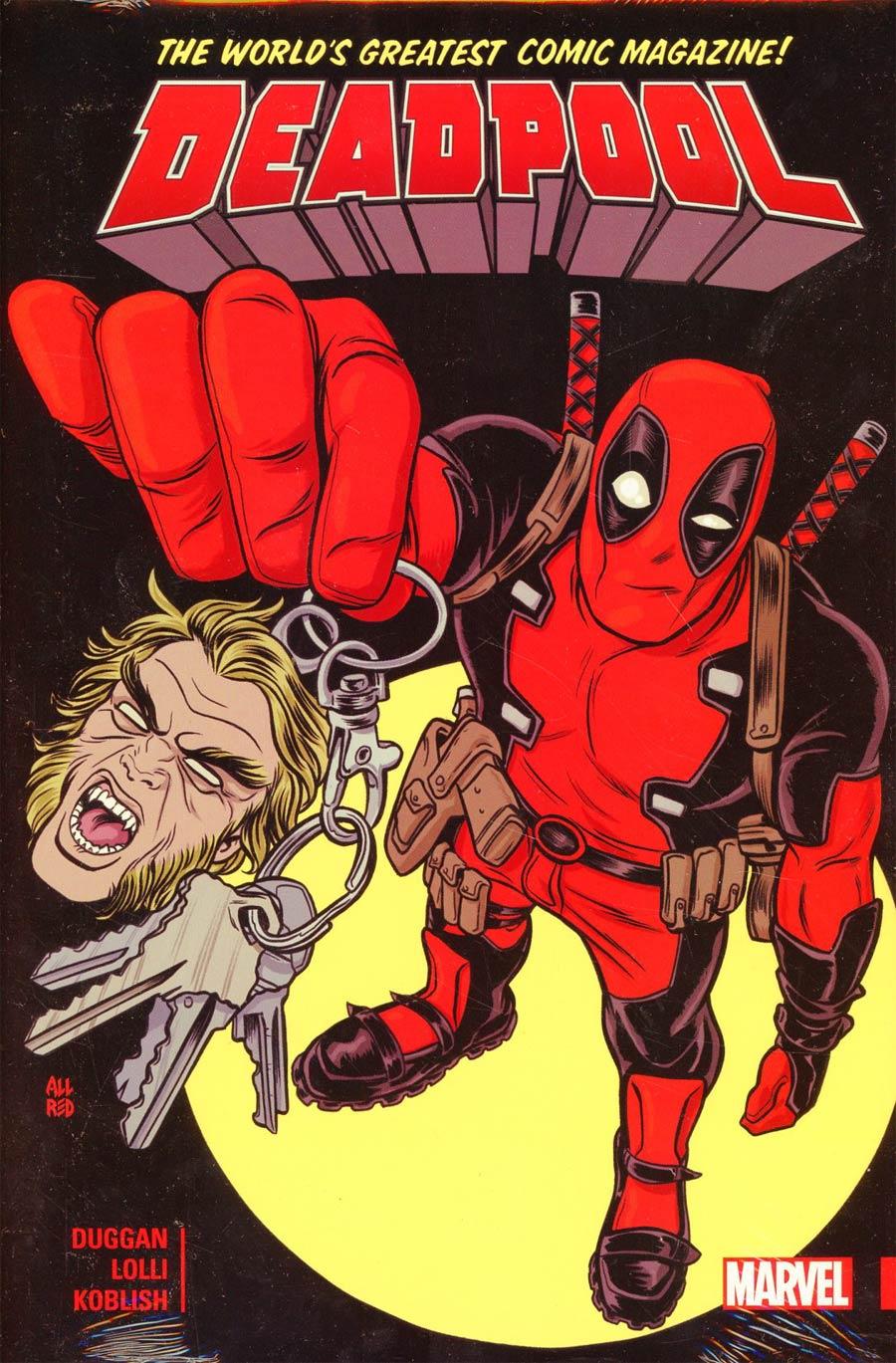 Deadpool Worlds Greatest Vol 2 HC