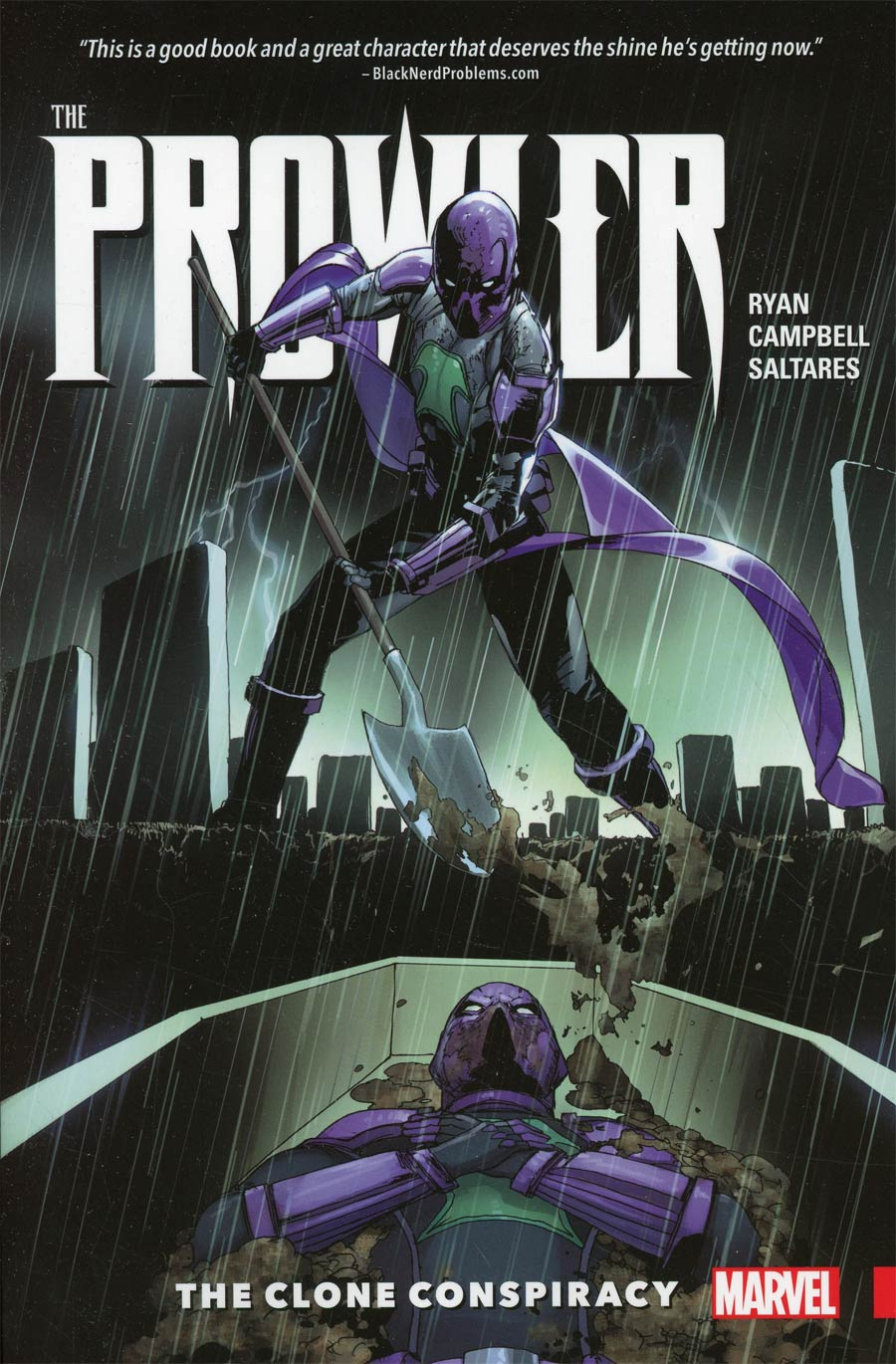 Prowler Clone Conspiracy TP