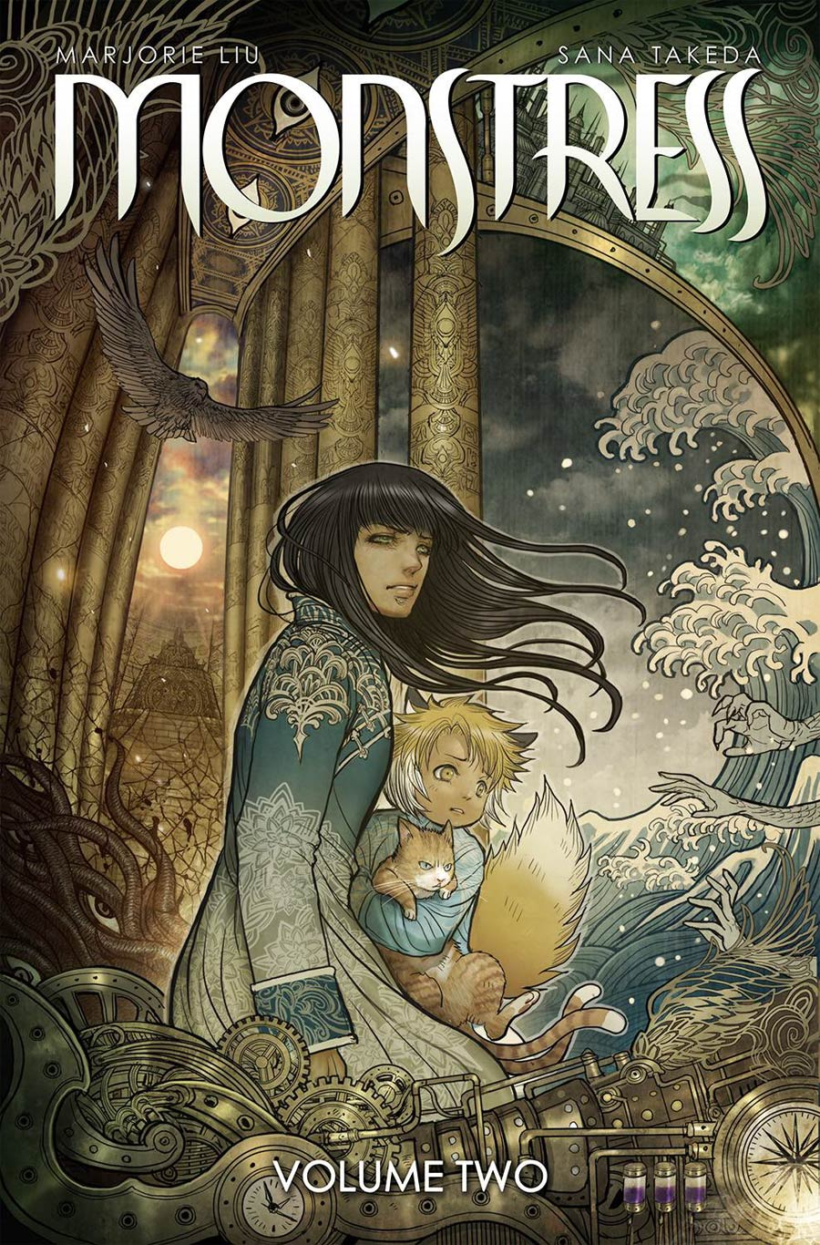 Monstress Vol 2 The Blood TP