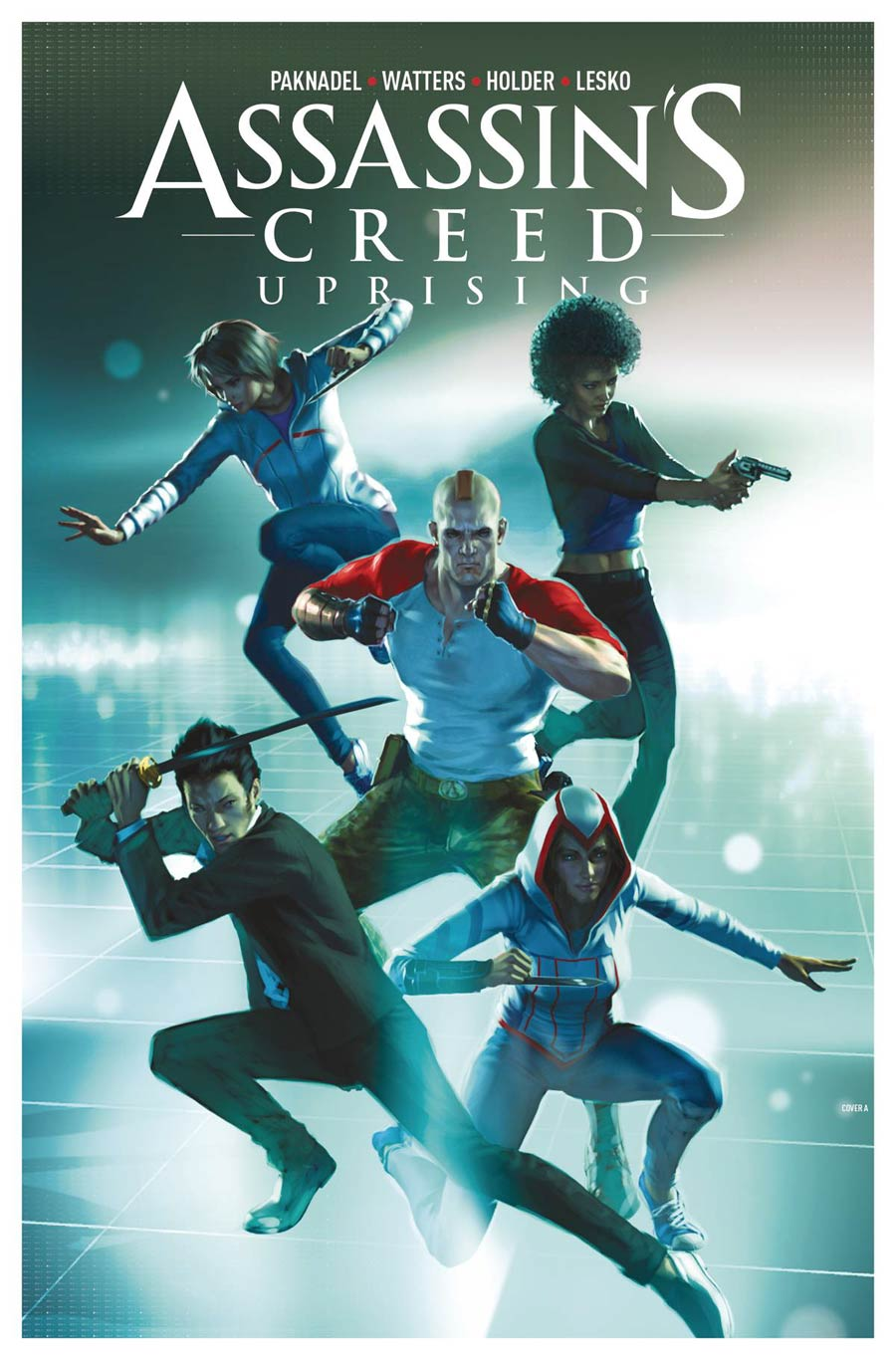Assassins Creed Uprising Vol 1 Common Ground TP