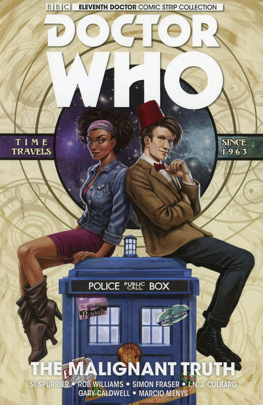 Doctor Who 11th Doctor Vol 6 Malignant Truth TP