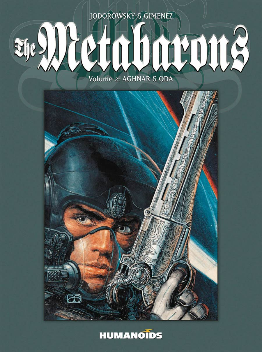 Metabarons Vol 2 Aghnar & Oda TP New Edition