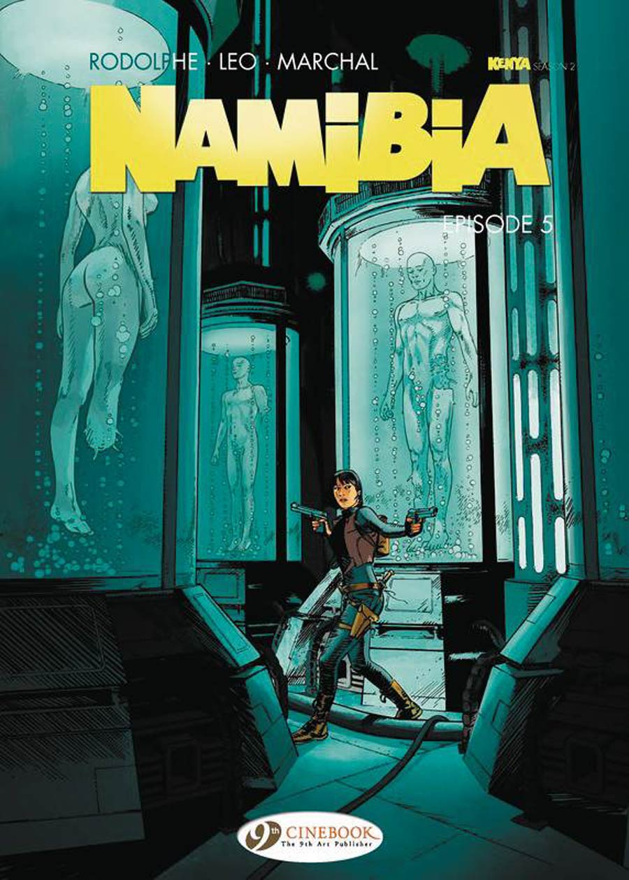Namibia Episode 5 GN