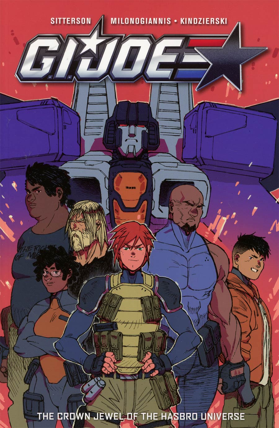 GI Joe (2016) Vol 1 TP