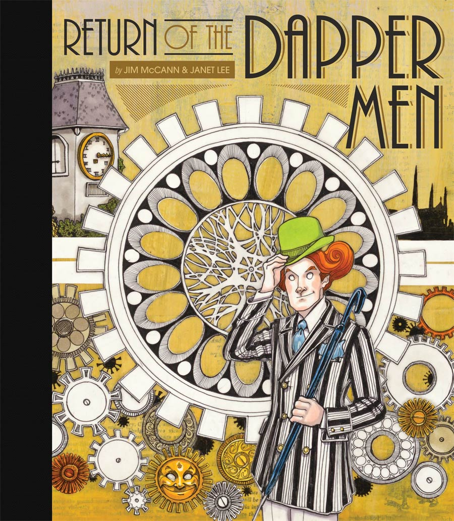 Return Of The Dapper Men HC