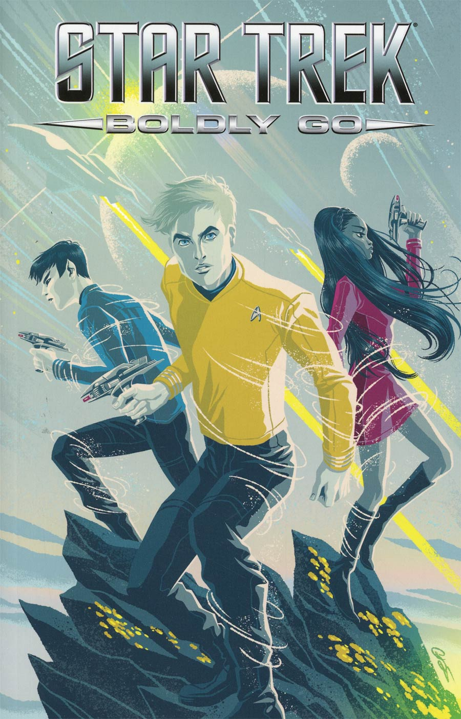 Star Trek Boldly Go Vol 1 TP