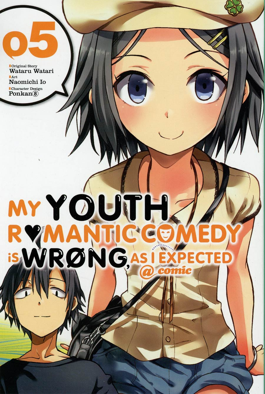 My Youth Romantic Comedy Is Wrong As I Expected Vol 5 GN