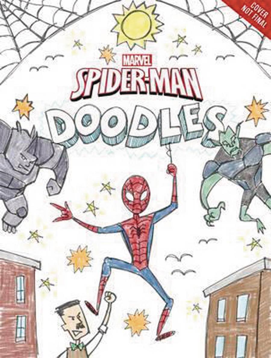 Spider-Man Doodles SC