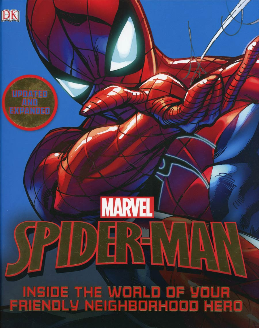 Spider-Man Inside The World Of Your Friendly Neighborhood Hero HC Updated Edition